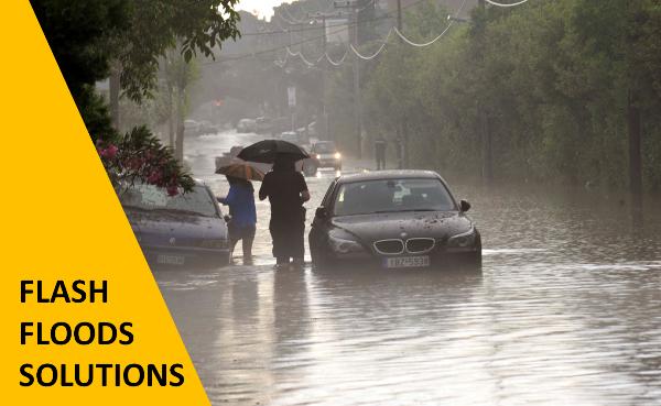 Πώς τα μετρητικά δεδομένα σώζουν ζωές (flood monitoring)
